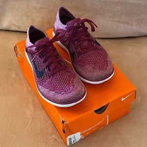 Nike Free RN Flyknit 2018 Women's Running Shoe 6.5